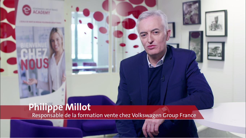 VGF Academy Volkswagen Group France - Formation vente pret a porter