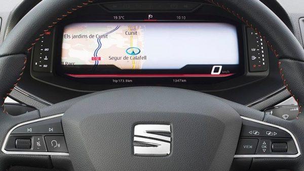 seat quipe les modles arona et ibiza de son digital cockpit polyvalent et personnalisable afin de fournir des informations plus claires et mieux adaptes
